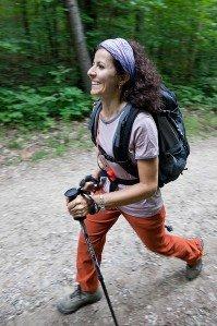 Nordic Walking Osteoporosis Exercise