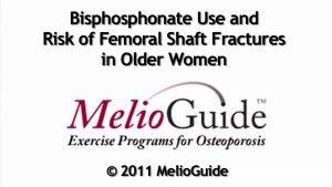 Bisphosphonates Osteoporosis Guidelines Video Image