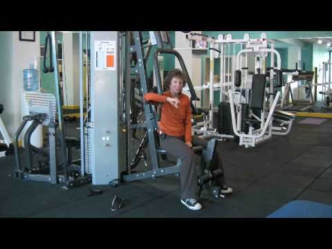 chest press for osteoporosis