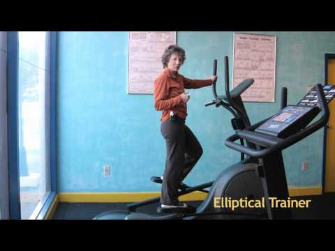 is elliptical weight bearing exercise