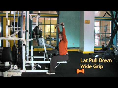 Lat Pulldown Proper Form • Physical Therapy Video Demonstration