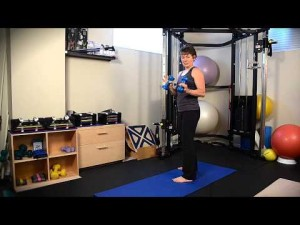 Video thumbnail for youtube video Exercise Squat for Osteoporosis