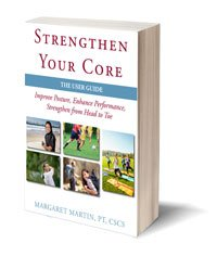 strengthen your core by margaret martin