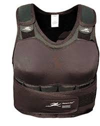 IronWear weighted vest