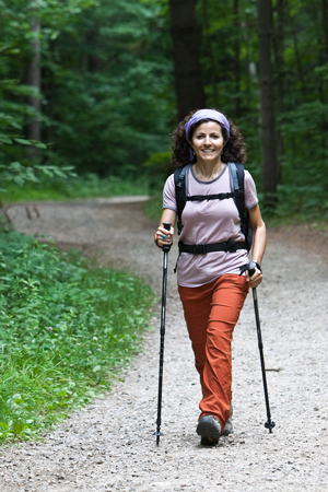 is walking good for osteoporosis