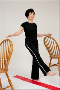 single leg balance exercises for older adults