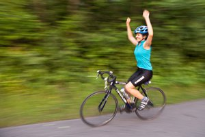 do endurance activities like cycling increase bone density