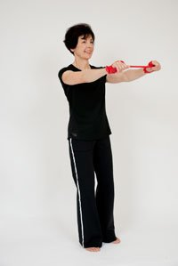 bow and arrow exercise