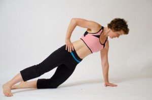 Side Plank Exercise for Active Level
