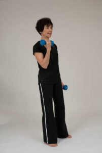Video: Alternating Bicep Curl Standing