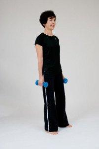 bicep curl variations • standing biceps curl