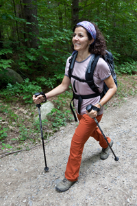 nordic walking instruction | Ottawa Physiotherapy