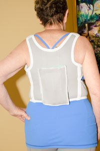 Weighted Kypho Orthosis Vest