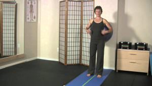 Single Leg Wall Squat with Ball