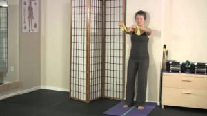 Bow and Arrow Exercise Video Thumbnail MelioGuide