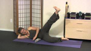 Side Lying Leg Lift Video Thumbnail
