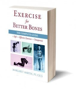 exercise for better bones | osteoporosis exercise | ottawa physiotherapy