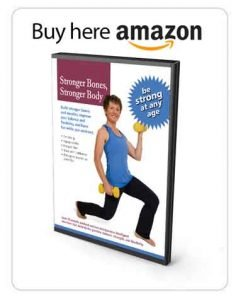 stronger bones stronger body dvd • buy from amazon