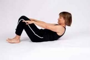 crunch 1 •osteoporosis exercise contraindications