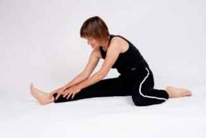 Hamstring Stretch 1 • Not Recommended for People with Osteoporosis