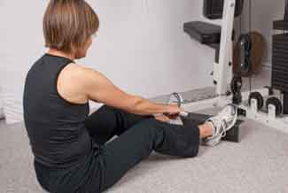 osteoporosis exercise contraindications
