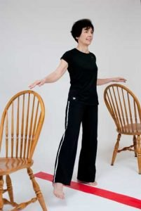 single leg balance exercises for older adults image