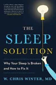 the sleep solution book review by melioguide