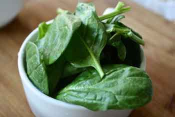 vitamin k2 • osteoporosis • spinach