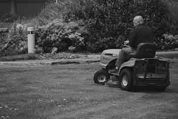 mowing lawn after hip or knee replacement surgery guidelines