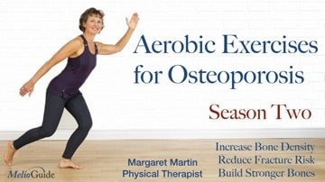 aerobic exercise workout video season two margaret martin melioguide