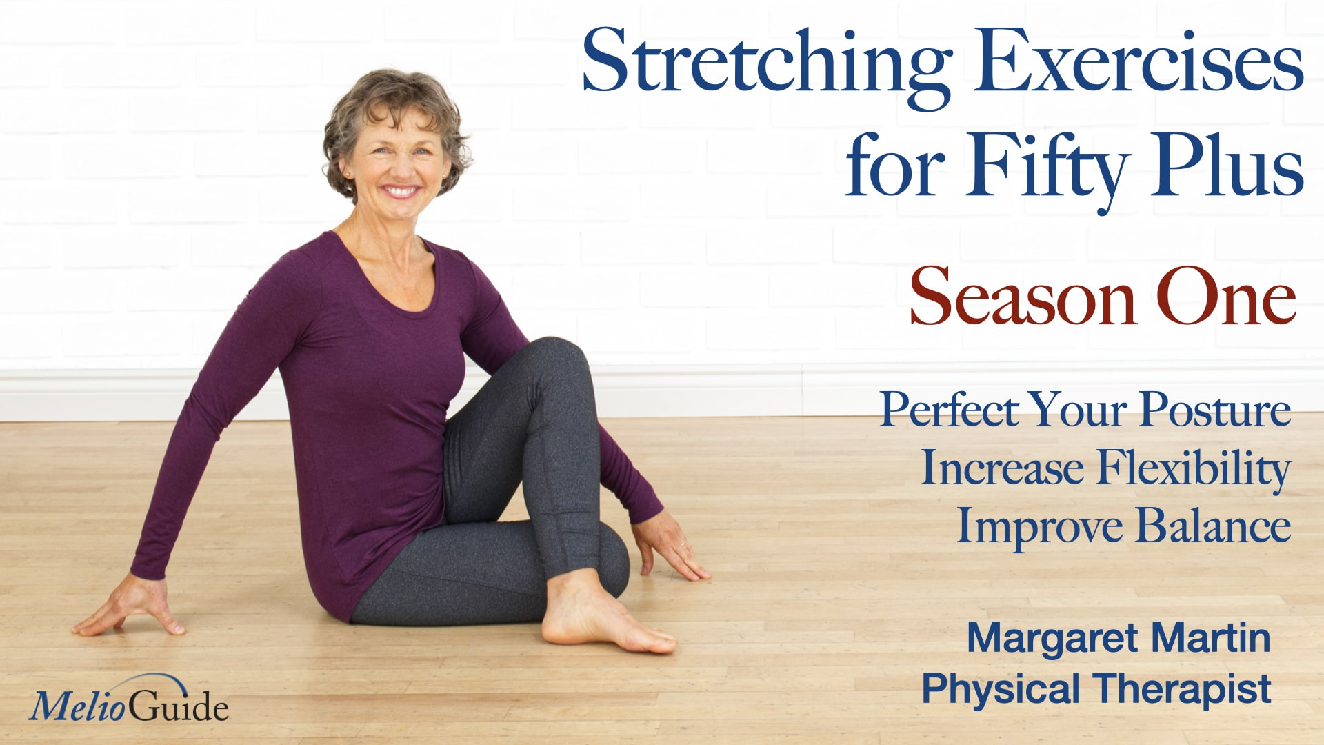 Stretching Exercises for Fifty Plus