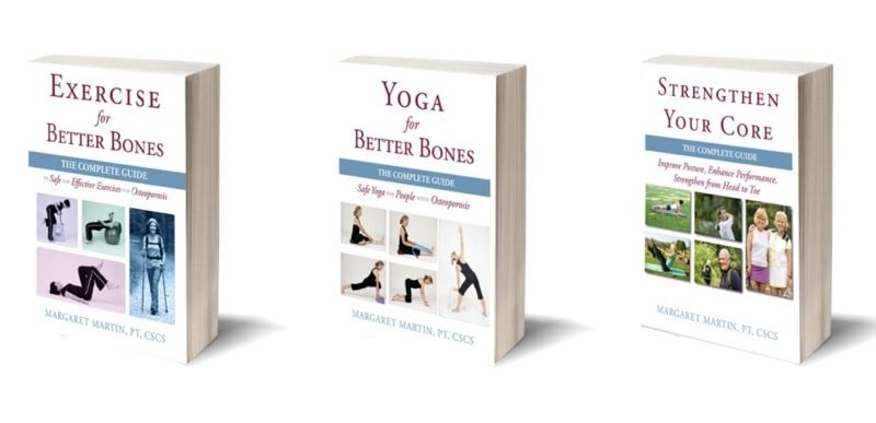 home exercise programs and books by Margaret Martin Physical Therapist