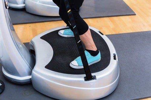 whole body vibration platform
